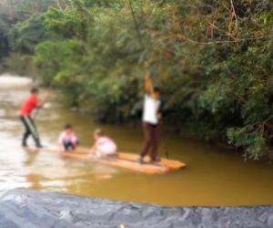 Niños en el Catatumbo