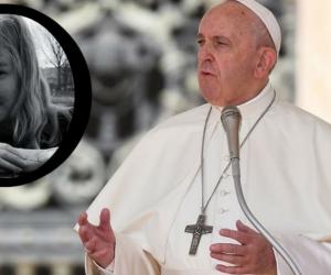 Papa Francisco habló sobre Noa Pothoven