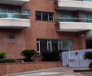Fachada del edificio donde el CTI hizo efectiva la captura de Silvia Gette.