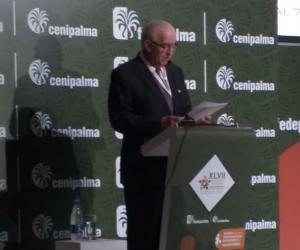 Jens Mesa Dishington, presidente ejecutivo de  Fedepalma.