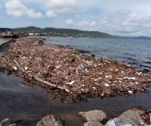 Basuras en Puerto Colombia
