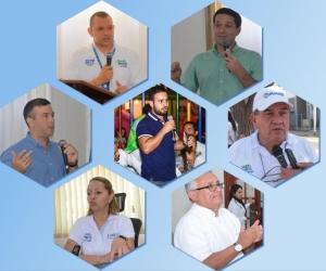 Estos son los funcionarios de Martínez que aún siguen en la Alcaldía.