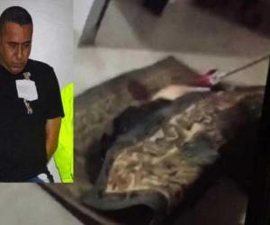 Atroz crimen en Barranquilla