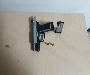 Arma de fuego ilegal