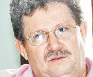 El exalcalde de Cúcuta, Ramiro Suárez Corzo.