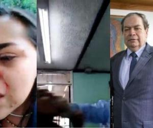 Periodista denuncia agresión por parte del director de la revista donde trabajaba