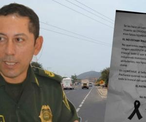Un panfleto amenazante que generó zozobra en la ciudad fue desmentido por las autoridades.