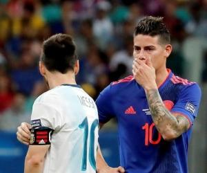El goleador de Brasil 2014 sería prestado al equipo italiano por un año.