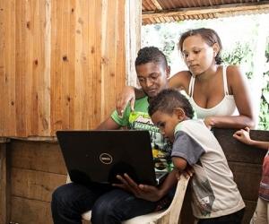 Las familias que se beneficiarían con esta licitación son de estratos 1 y 2.
