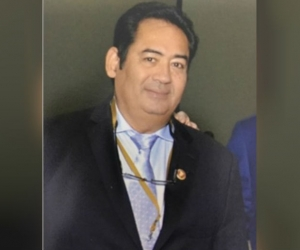 Médico Armando Enrique Solano