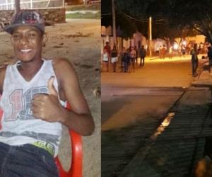 Hombre asesinado en el sector de Pescaíto.