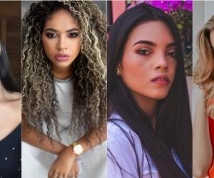 Mariana Villalobos, Kamila Pimienta, Andrea Vergara, Nubia Sarría.