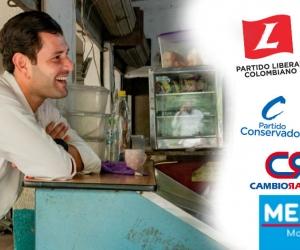 Una coalición de partidos que rodea al Mello se oficializaría en los próximos días.