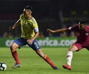 El goleador aún no marca en el torneo, este viernes puede despertar y llevar a Colombia a semis.