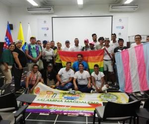 La Gobernación del Magdalena les sigue cumpliendo a las distintas comunidades con una administración inclusiva y social.