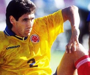 Andrés Escobar.