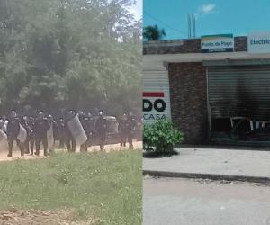 Difícil situación de orden público se vive en Guamal.