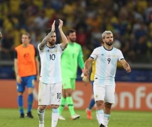 Argentina ahora tendrá que conformarse con jugar con el tercer lugar.