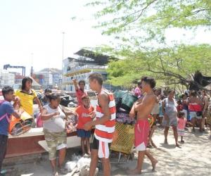 10 familias indígenas Yukpa de Venezuela atendidas por problemas de salud