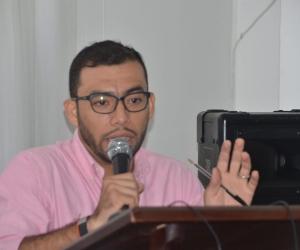 Armando Parrales, gerente de Infraestructura del Distrito.