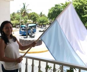 Este 29 de julio saca la bandera de Santa Marta