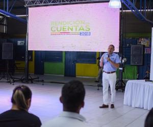 Alcalde de Ciénaga, Edgardo Pérez