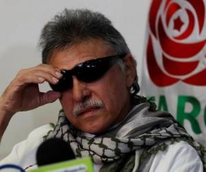 Seuxis Hernández, alias 'Jesús Santrich'.