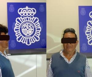 Capturado en aeropuerto de España.