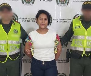 Lindy Paola Benavides Méndez.