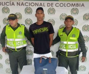 Hombre fue capturado por hurto en Ciénaga
