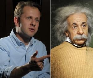 Arias y Einstein.