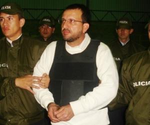 Carlos Mario Jiménez, alias 'Macaco'.