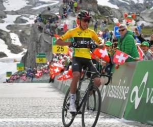 Primer colombiano en imponerse en el Tour de Francia.