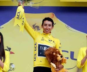 El pedalista escribió una nueva página dorada para el deporte colombiano.