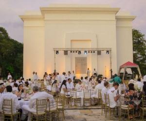 La ceremonia de la Gran Cruz de Bastidas se realizará en la Quinta de San Pedro Alejandrino