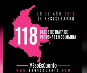 Desde la Oficina de Paz, Atención a Víctimas, Derechos Humanos y Postconflicto del Magdalena se inició jornada  de prevención contra este delito.