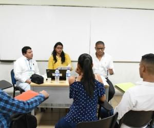 . Los nuevos aspirantes tendrán este jueves el proceso de entrevistas con el grupo de psicólogos.