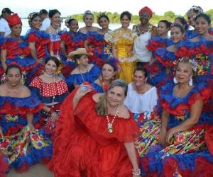 Festival de la Cumbia en El Banco (Magdalena)
