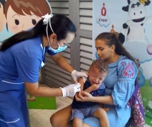 Tercera Jornada de Vacunación