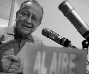 Gabriel Muñoz López, el 'decano' de la radio colombiana.