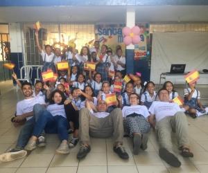 Voluntariado en Santa Marta