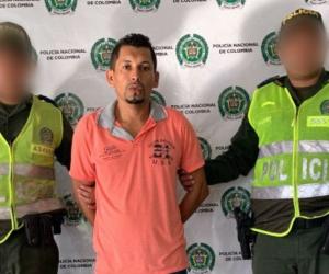 Jhonys Rafael Mejía Álvarez, capturado