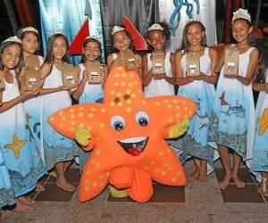 Concurso Sirenita del Mar