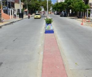 Rehabilitación Avenida del Río