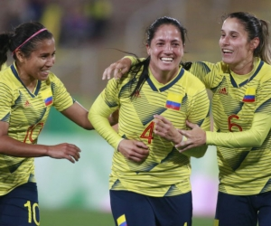 Colombia le ganó 4-3 a Costa Rica.