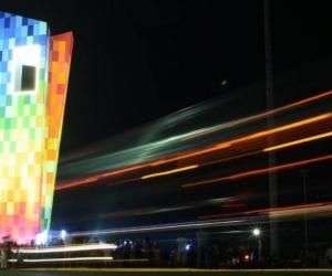 Monumento de La Ventana al Mundo.