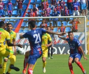 El onceno bananero suma dos empates como local en la Liga Águila II.