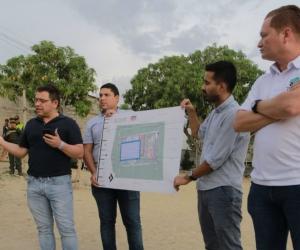 Socialización de la segunda fase de la 'Red de Parques de la Equidad y la Alegría'.