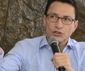Carlos Caicedo, candidato a la Goberanción del Magdalena.