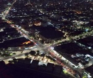 ALumbrado led en Barranquilla